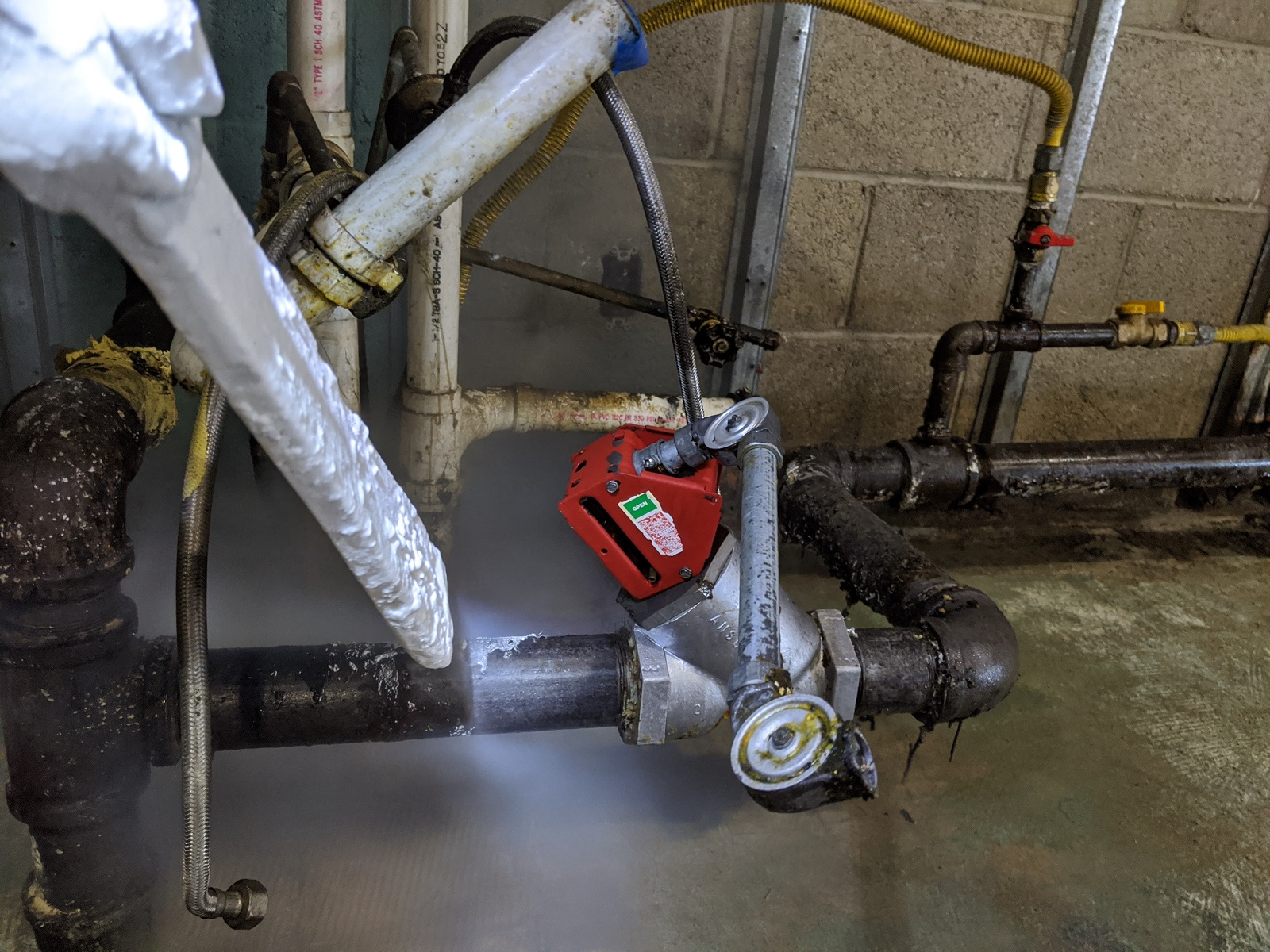 Grease Removal, KY